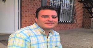 Maurovg 46 years old I am from Bogota/Bogotá dc, Seeking Dating with Woman