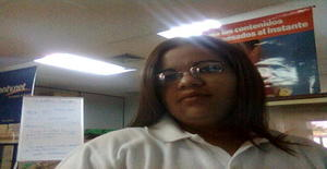 Elsar167 33 years old I am from Punto Fijo/Falcon, Seeking Dating Friendship with Man